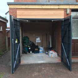 Garage Doors Stockport Projects